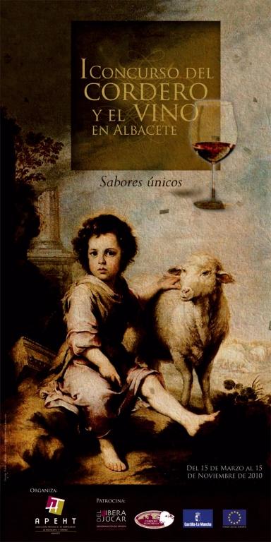 I Concurso del Cordero y el Vino en Albacete