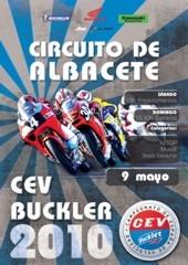 Pilotos del CEV Buckler de motos en Albacete