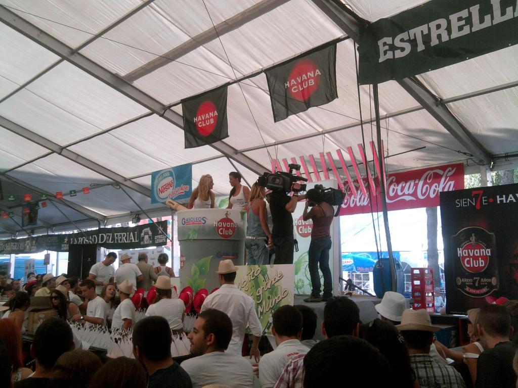 Albacete record Guinness por el mojito más grande del mundo