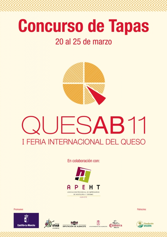 1st QUESAB'11 Tapas Contest