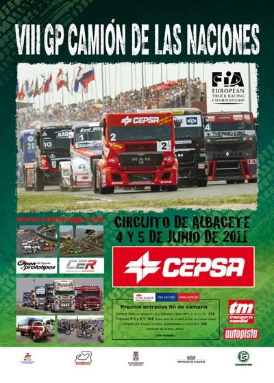 2011 European Truck Championship in Albacete