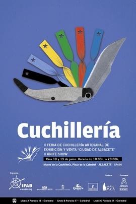 """II Feria de la cuchillería artesanal """" Ciudad de Albacete"""" 2011"""