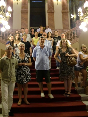 Albacete presenta a la colonia de residentes rusos de Alicante su oferta turística