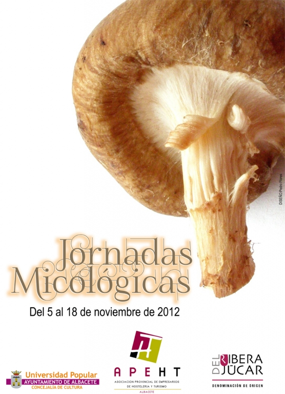 2012 Mycological Gastronomy Conference of Albacete and Province