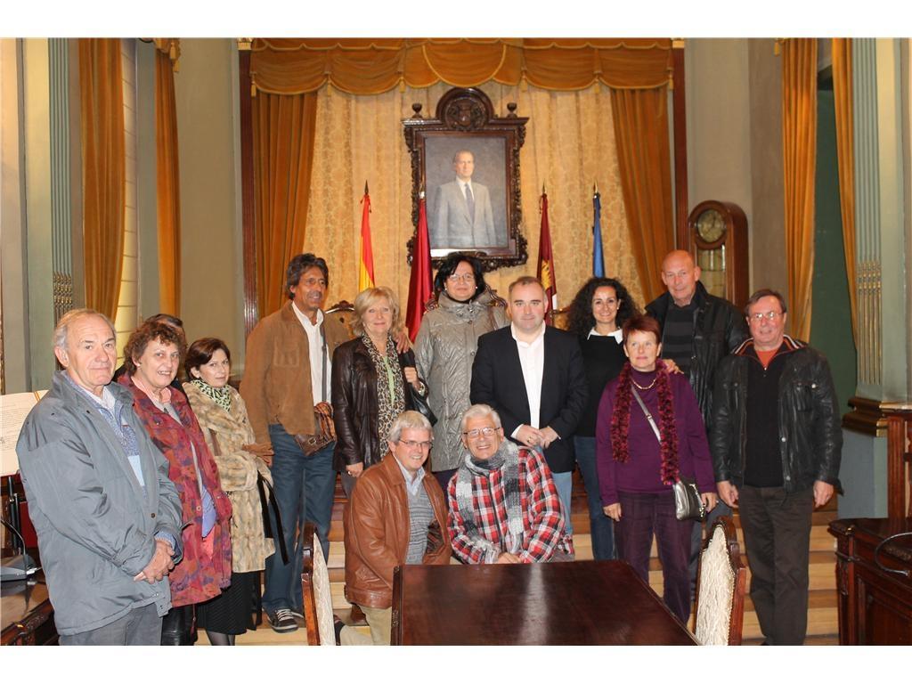 Albacete presenta a la colonia de residentes alemanes de Alicante su oferta turística