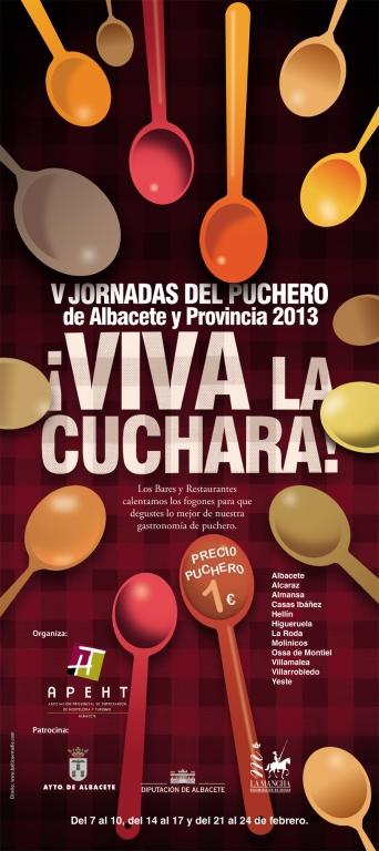 Ganadores de las V Jornadas del Puchero de Albacete y provincia