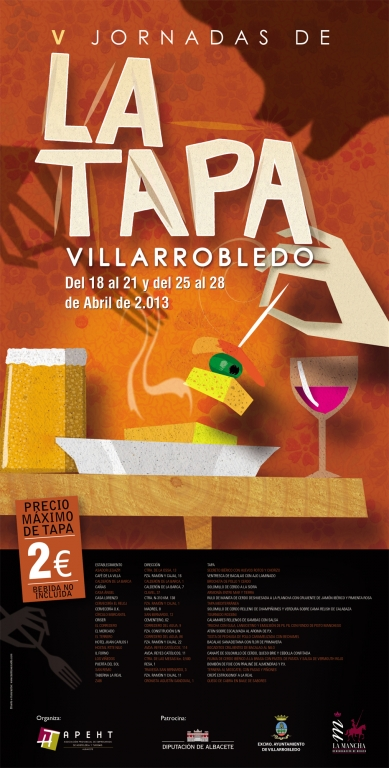 4th Villarrobledo Tapas Fair