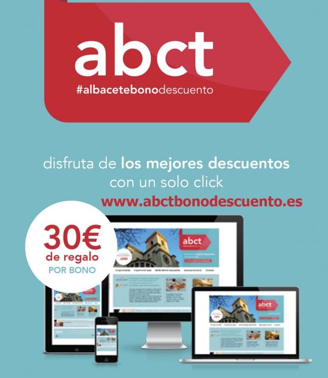 Agotados los bonos de la campaña ABCT Albacetebonodescuento