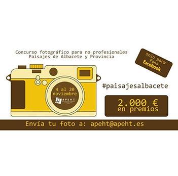Ganadores I Concurso Fotográfico 'Paisajes de Albacete y Provincia' 2013
