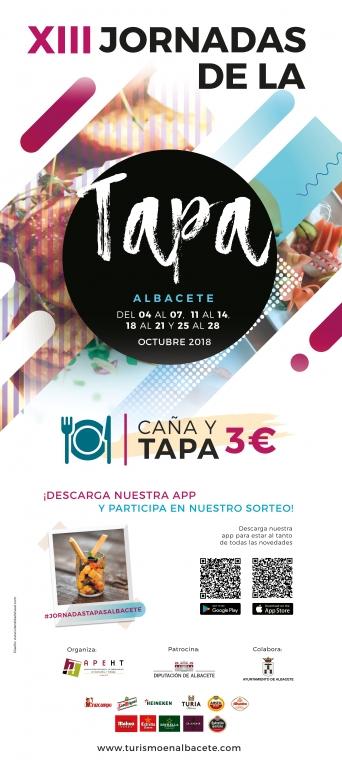 Premiados en las XIII Jornadas de la Tapa de Albacete