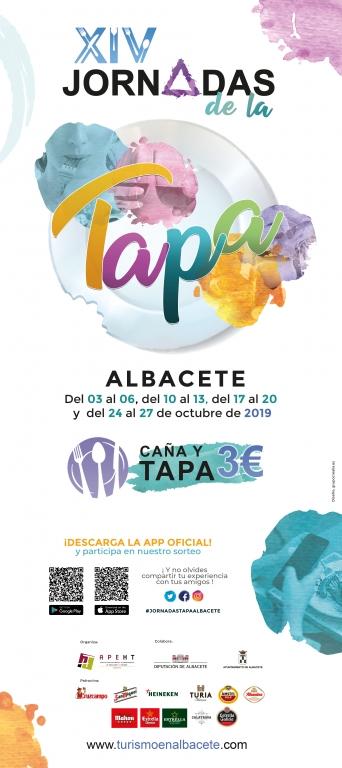 XIV Jornadas de la Tapa de Albacete