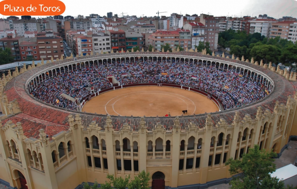 Albacete bullfighting ring