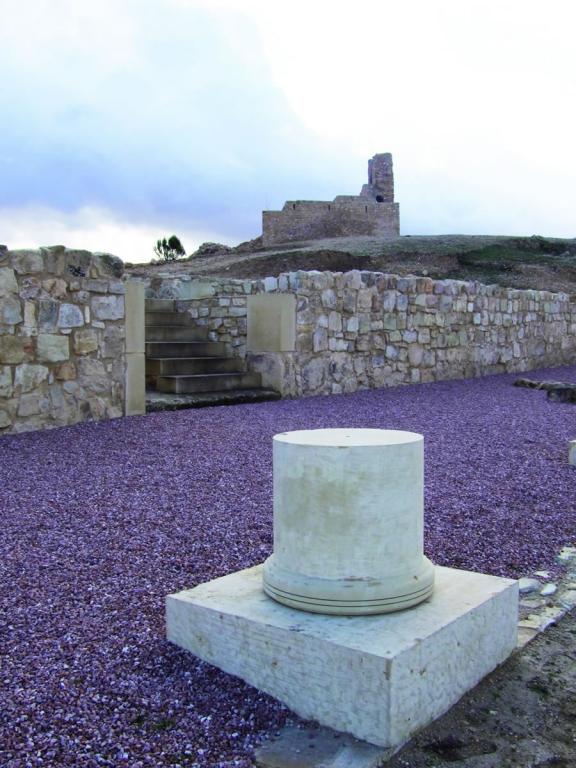 Roman site of Libisosa (Lezuza)