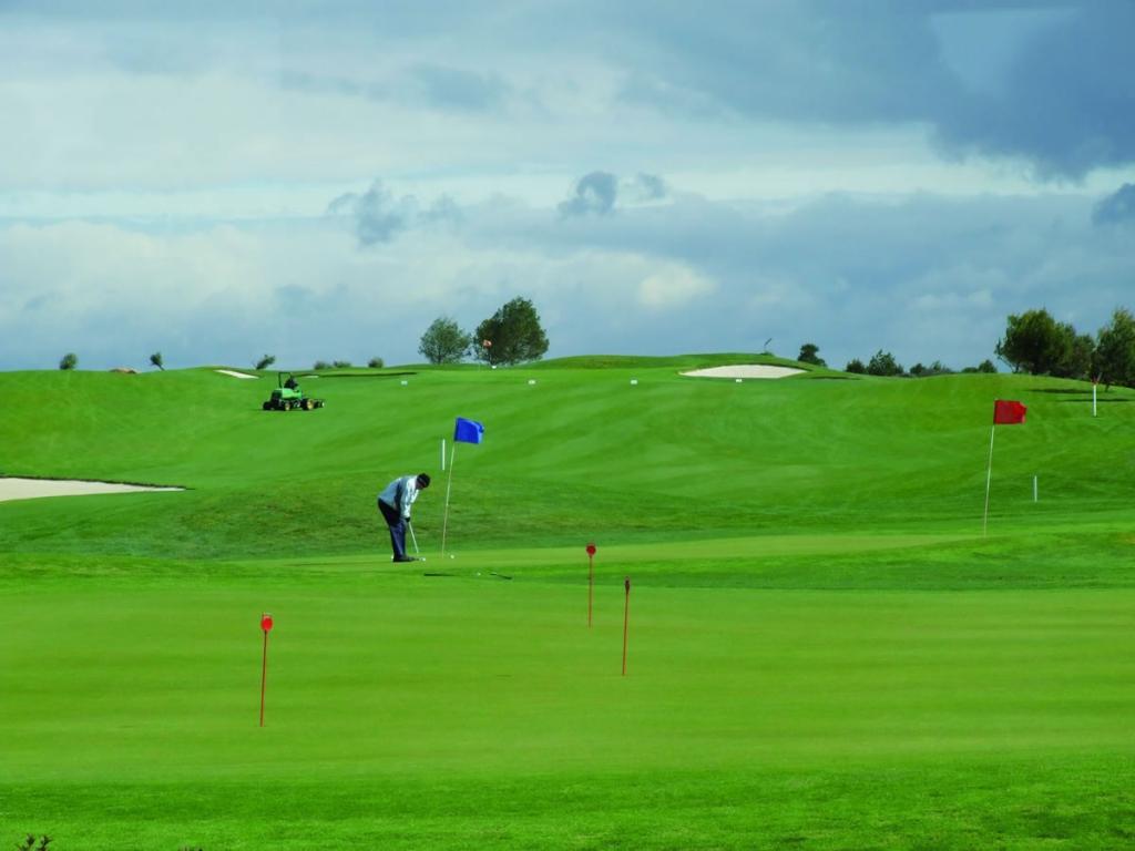 Campo Golf Las Pinaillas - Albacete
