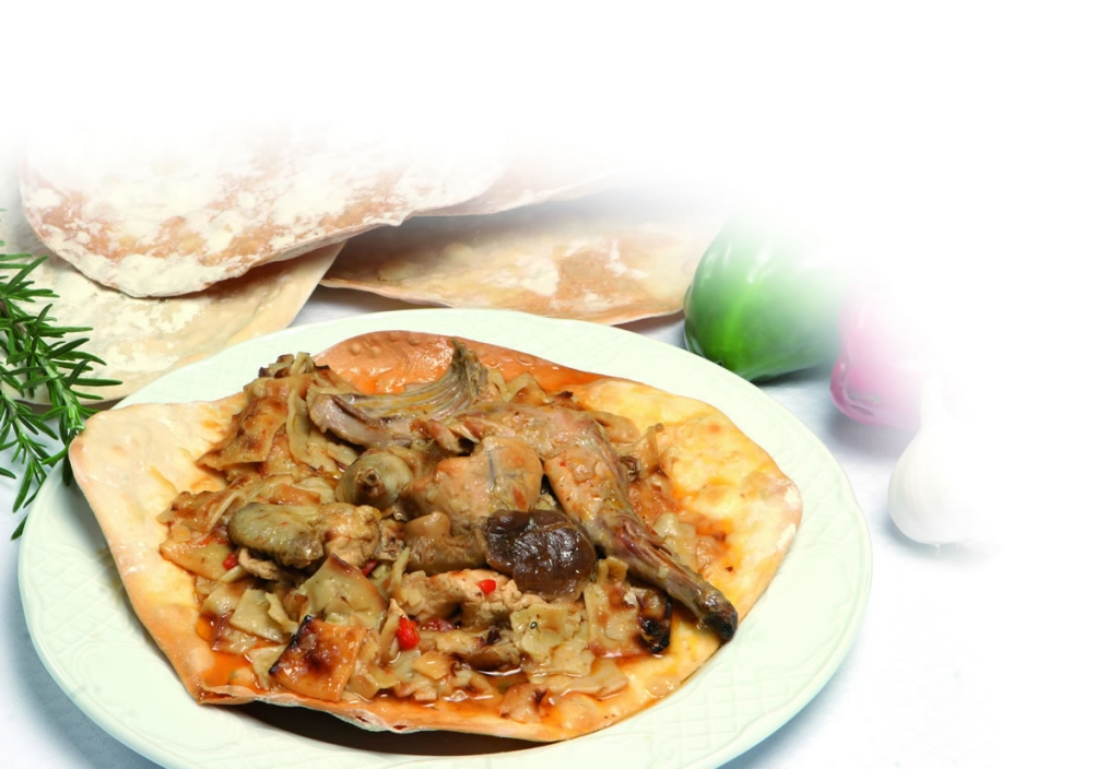 Gastronomía típica - Gazpachos