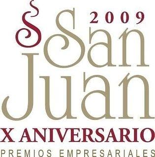 La Declaración Turística de la feria recibe uno de los premios San Juan