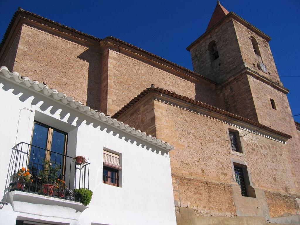 Higueruela Church