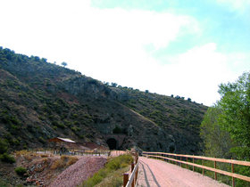 La vía Verde de la Sierra de Alcaraz