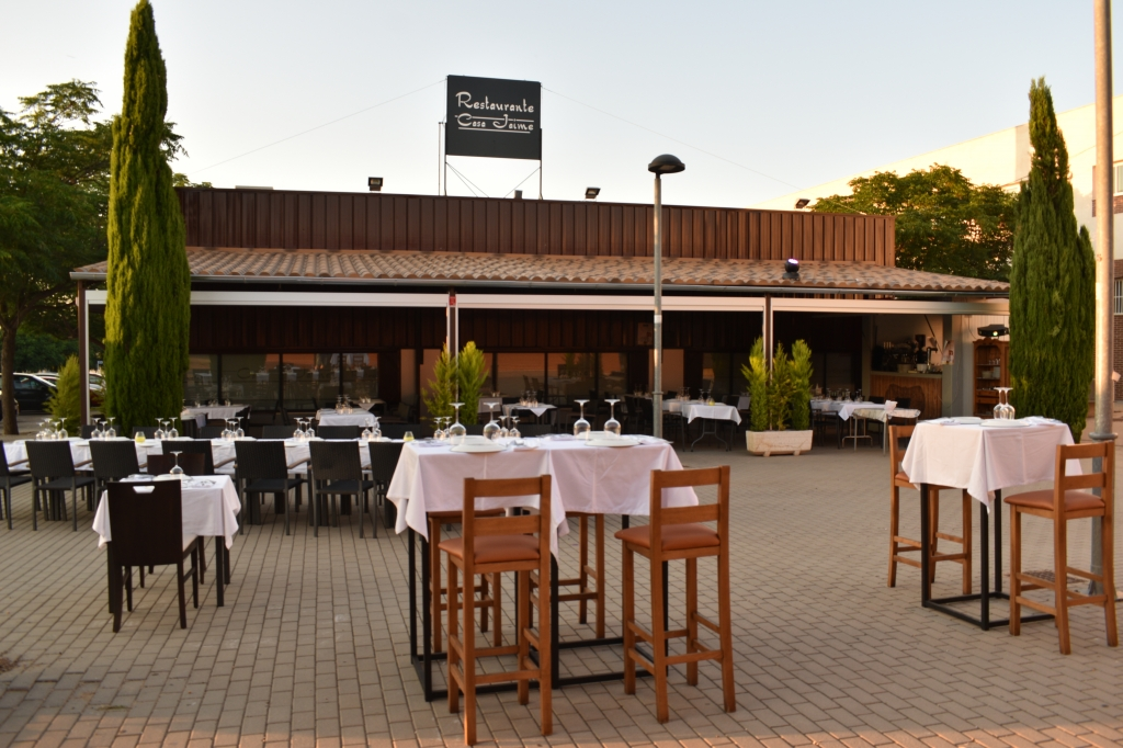 Restaurante Casa  Jaime portada Rte Casa Jaime