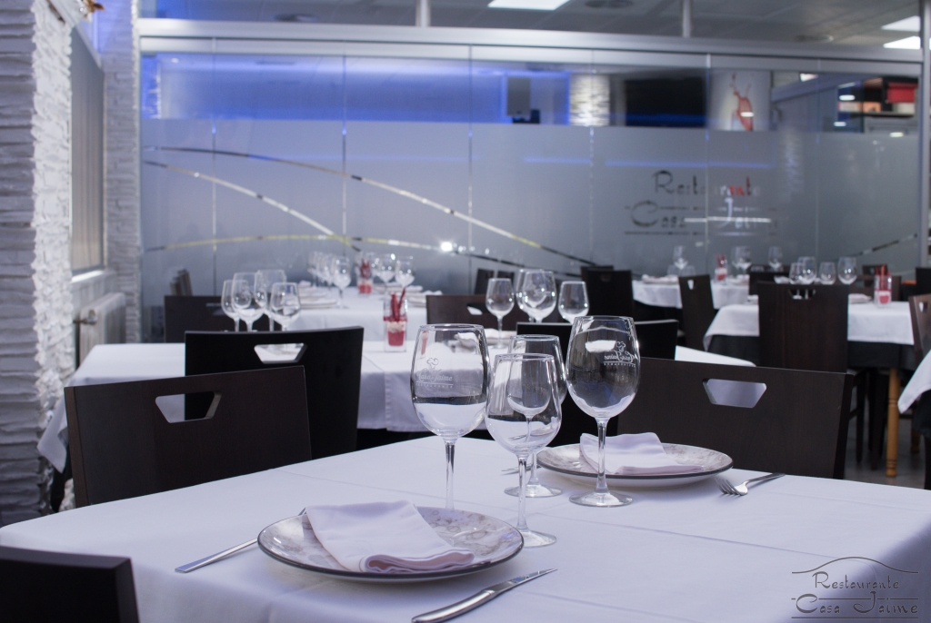 Restaurante Casa  Jaime interior RTE Casa Jaime