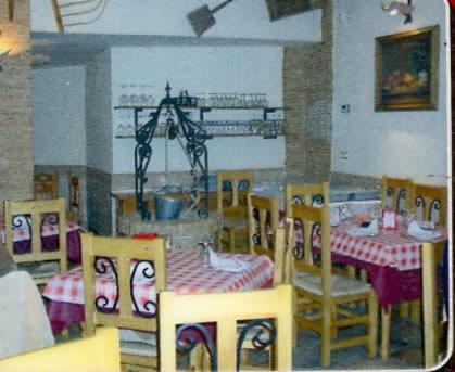 Restaurante El Colegial