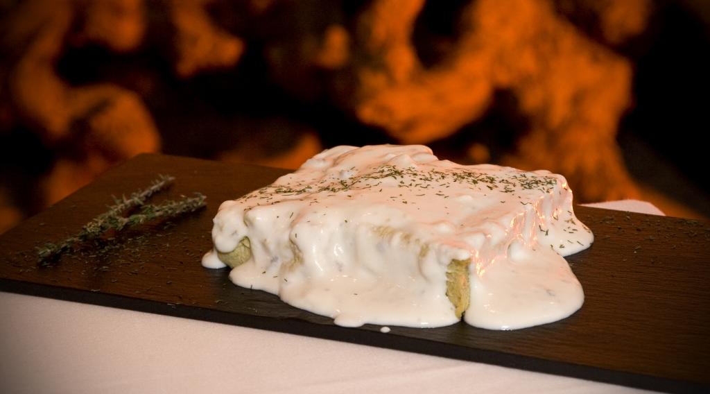 Restaurante Hotel Juanito Pastel de Puerros