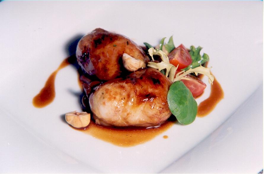 Restaurante Hotel Juanito Espaldillas de Conejo