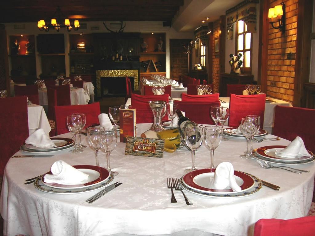 Restaurante El Lomo-El Jardín de Amelia Restaurante Mesón El Lomo