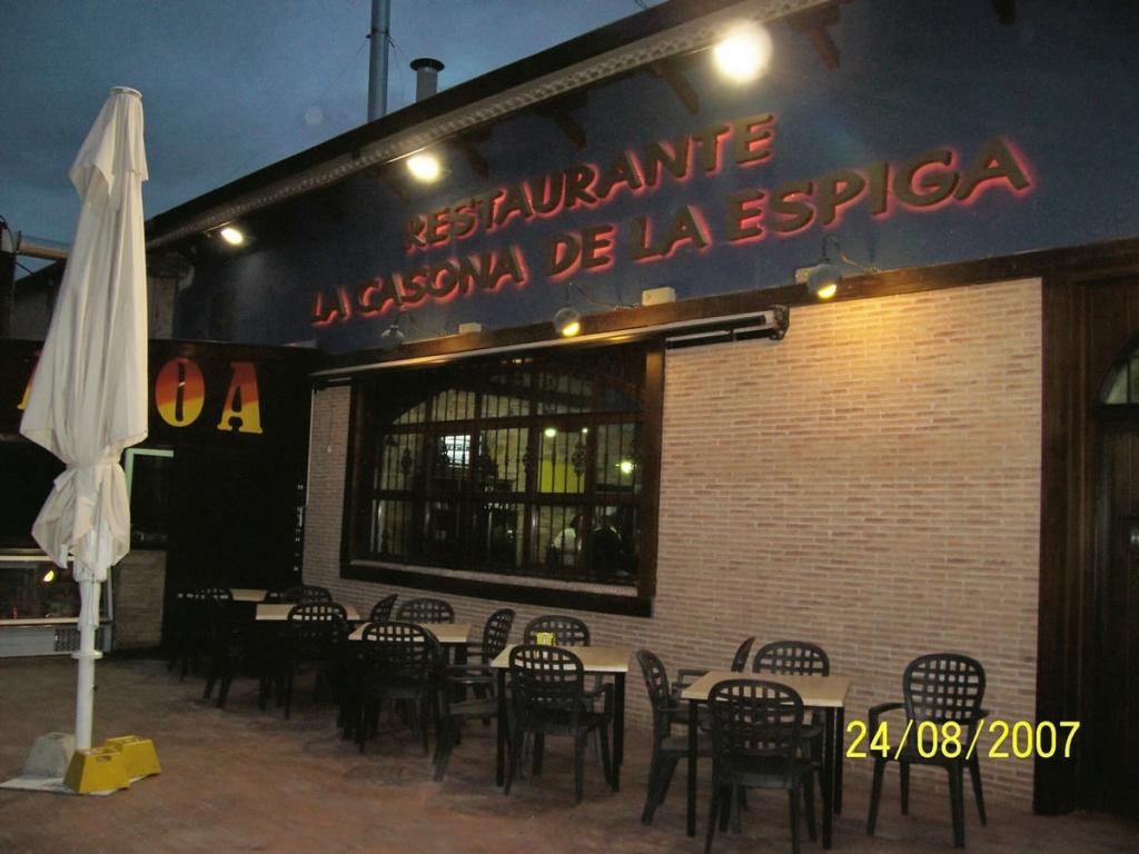 Restaurante La Casona de la Espiga