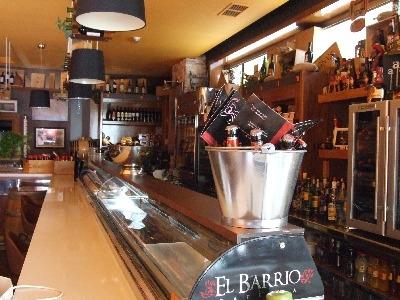 Restaurante  El Barrio de Montse Tapería Restaurante Taperia El Barrio