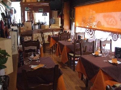 Restaurante  El Barrio de Montse Tapería Restaurante Tapería El Barrio