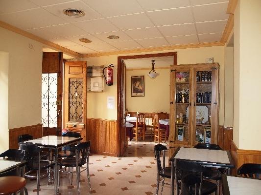 Restaurante Pension Casa Paco Bienservida
