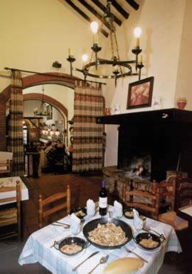 Restaurante Mesón Las Tinajas