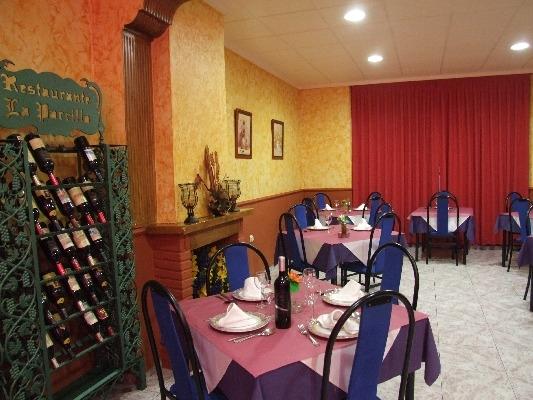Restaurante La Parrilla de Tobarra Restaurante La Parrilla