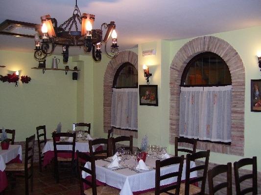 Restaurante Mesón Castellano Almansa restaurante Meson castellano