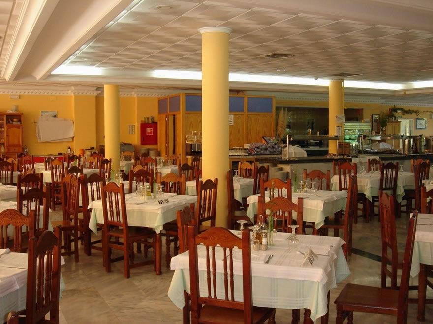 Restaurante Baños de la Concepción Restaurante H. Baños de la Concepción