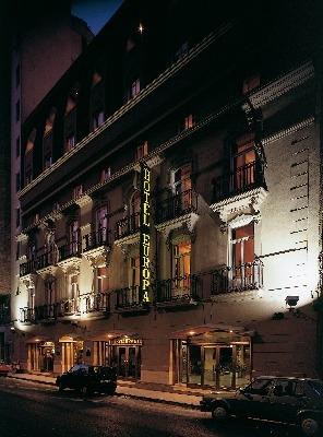 Restaurante Hotel Europa Hotel Europa