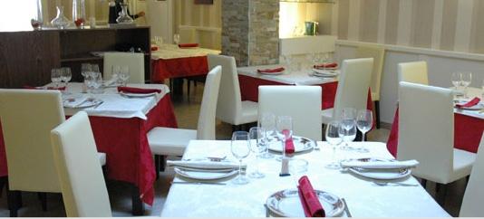 Restaurante de Hotel Ideal