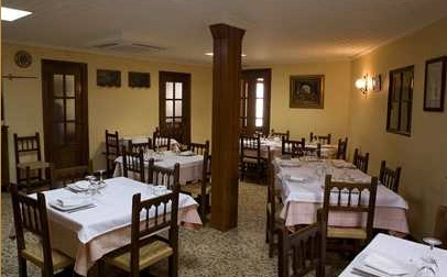 Restaurante Fonda Santiago