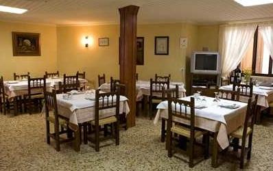 Restaurante Fonda Santiago Restaurante Fonda Santiago