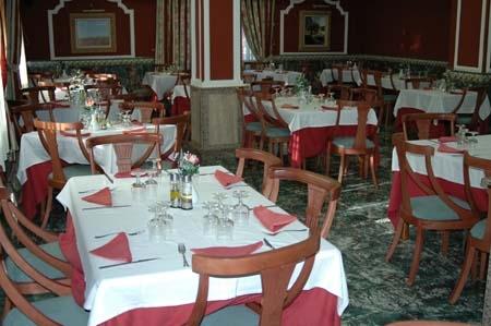 Restaurante Balneario de Benito