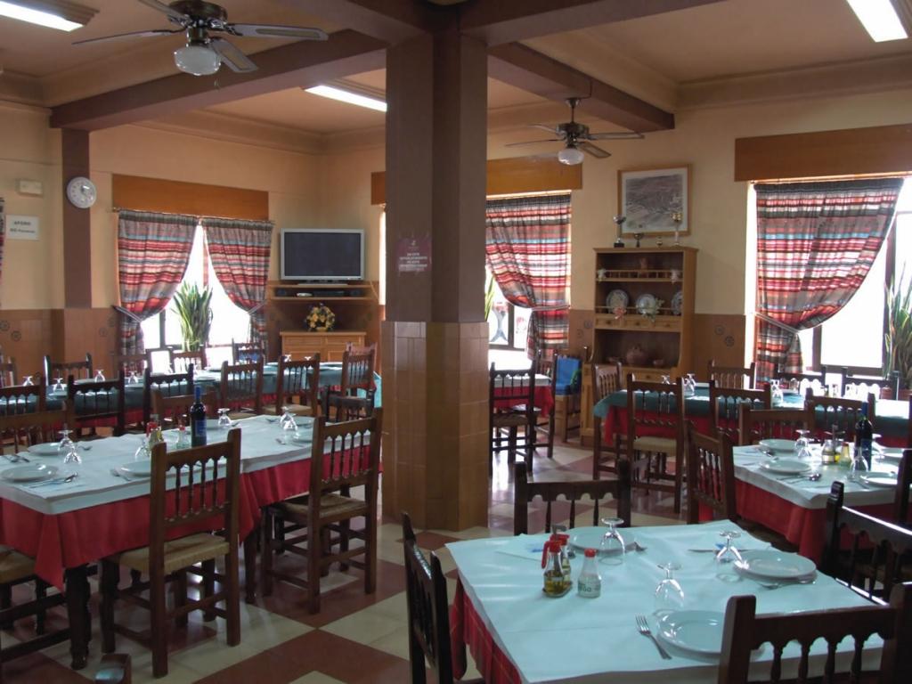 Restaurante Pensión Manchego PozoCañada Restaurante H. Rincón Manchego