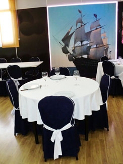restaurante Barco del Angel