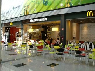 Restaurante Mcdonald