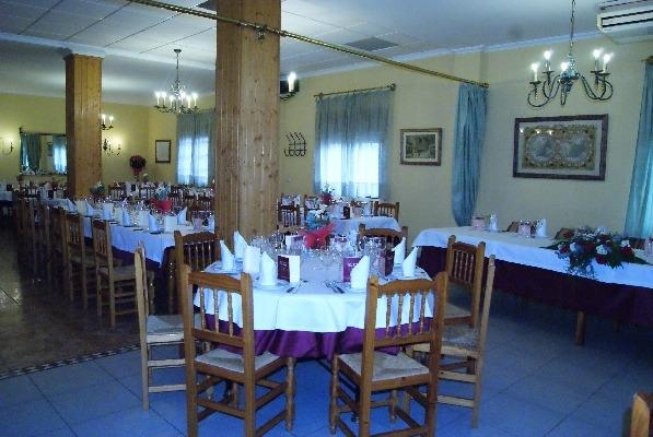 Restaurante Hostal Los bronces