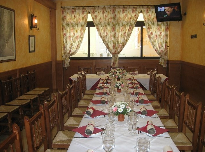 Restaurante La Mancha Taperia restaurante La Mancha