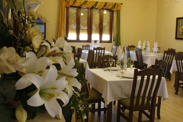 Restaurante  Hotel Rural Galatea Spa Restaurante Hotel Galatea