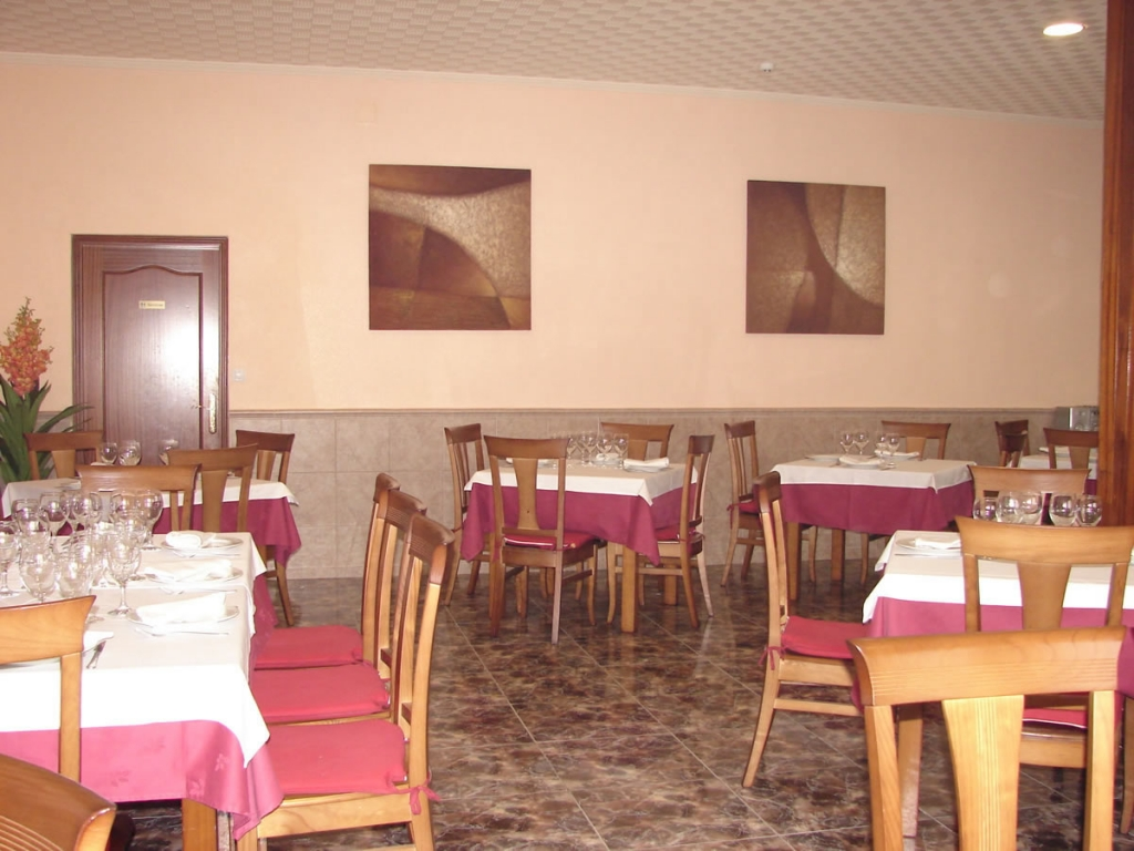 Restaurante Hostal Caudete Restaurante H. Los Ángeles
