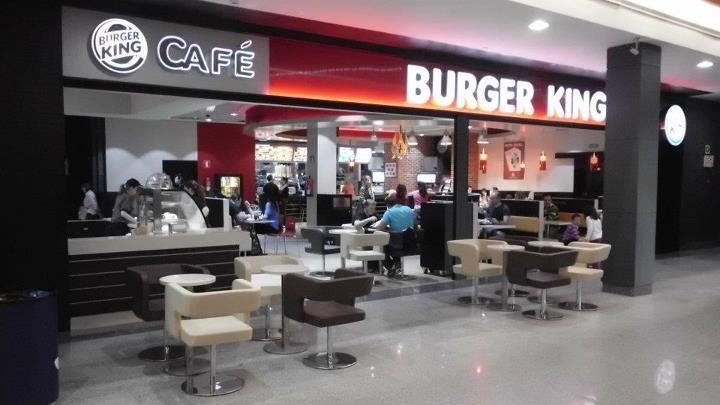 Cafe Bar Restaurantes Burger King bk albacenter