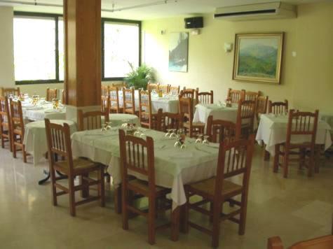 Restaurante Balneario de Tus Restaurante Baños de Tus